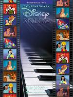 Contemporary Disney Solos Sheet Music