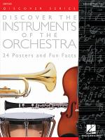 Discover the Instruments of the Orchestra (24 Posters) Sheet Music