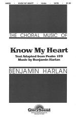Know My Heart Sheet Music
