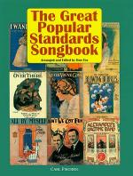 The Great Popular Standards Songbook Sheet Music