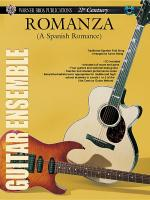 21st Century Guitar Ensemble -- Romanza Sheet Music
