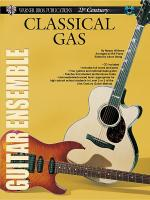 21st Century Guitar Ensemble -- Classical Gas Sheet Music