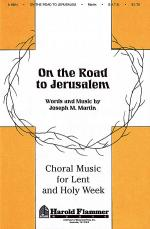 On the Road to Jerusalem (from Song of the Shadows) Sheet Music