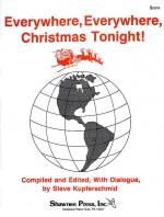 Everywhere, Everywhere, Christmas Tonight! (Score) Sheet Music