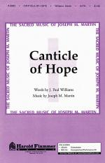 Canticle of Hope Sheet Music