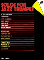 Solos for Jazz Trumpet Sheet Music