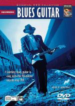 Beginning Blues Guitar (DVD) Sheet Music