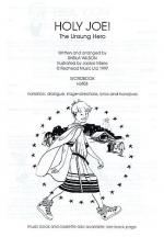 Holy Joe! (The Un-Sung Hero...) Word Book Sheet Music