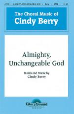 Almighty, Unchangeable God Sheet Music