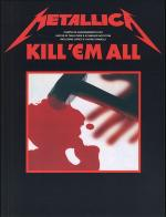 Kill 'Em All Guitar Tab Edition Sheet Music
