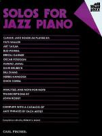 Solos for Jazz Piano Sheet Music