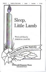 Sleep, Little Lamb Sheet Music