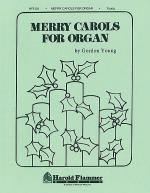 Merry Carols for Organ Sheet Music