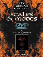 The Guitar Grimoire: Scales and Modes Sheet Music