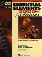 Essential Elements 2000: Cello Book 1 (DVD Edition) Sheet Music