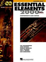 Essential Elements 2000: Bassoon Book 1 (DVD Edition) Sheet Music