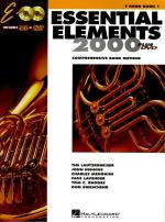 Essential Elements 2000: Horn Book 1 (DVD Edition) Sheet Music