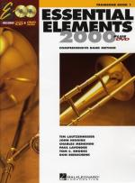 Essential Elements 2000: Trombone Book 1 (DVD Edition) Sheet Music