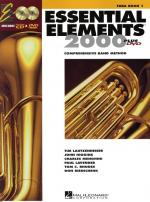 Essential Elements 2000: Tuba Book 1 (DVD Edition) Sheet Music