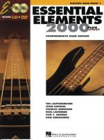 Essential Elements 2000: Electric Bass Book 1 (DVD Edition) Sheet Music