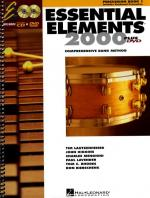 Essential Elements 2000 - Percussion Book 1 (DVD Edition) Sheet Music