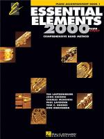 Essential Elements 2000: Piano Accompaniment Book 1 (DVD Edition) Sheet Music