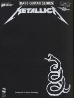Play It Like It Is Bass: Metallica - The Black Album Sheet Music