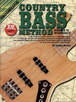 Progressive Country Bass Method (Book/CD) Sheet Music