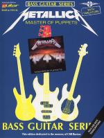 Play It Like It Is Bass: Metallica - Master Of Puppets Sheet Music