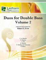Duos for Double Bass - Volume II Sheet Music