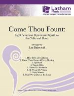 Come Thou Fount: Eight American Hymns and Spirituals for Cello and Piano Sheet Music