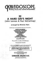 Kaleidoscope: A Hard Day's Night Sheet Music