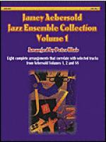 Aebersold Jazz Ensemble, Vol. 1 - Alto Sax 1 Sheet Music