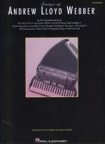 Songs Of Andrew Lloyd Webber (Accordion) Sheet Music