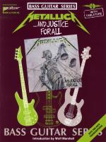 Play It Like It Is Bass: Metallica - And Justice For All Sheet Music