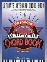 Ultimate Keyboard Chord Book Sheet Music