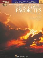 E-Z Play Today 5: Great Gospel Favorites (Book and CD) Sheet Music
