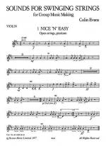 Sounds For Swinging Strings (Parts) Sheet Music
