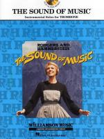 The Sound Of Music - Instrumental Solos (Trombone) Sheet Music