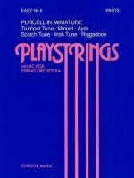 Playstrings Easy No. 6 Purcell In Miniature Sheet Music