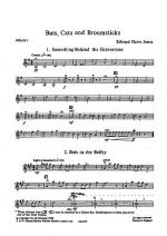 Playstrings No. 15 Bats, Cats And Broomsticks (Huws Jones) Sheet Music