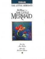 The Little Mermaid For Violin Sheet Music