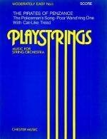 Playstrings Moderately Easy No. 5 Pirates of Penzance (Sullivan) Sheet Music