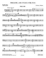 Playstrings Moderately Easy No. 8 Prelude And Fugue For Fun (Hedges) Sheet Music