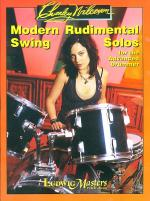 Modern Rudimental Swing Solos For The Advanced Drummer Sheet Music
