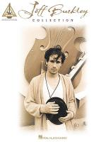 Jeff Buckley Collection Sheet Music
