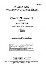 Mixed Bag No.28: Claudio Monteverdi - Toccata (Score/Parts) Sheet Music