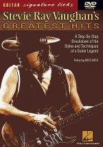 Stevie Ray Vaughan's Greatest Hits (DVD) Sheet Music