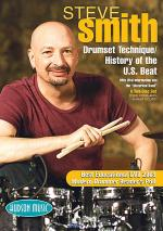 Drum Set Technique - History of the U.S. Beat - DVD Sheet Music