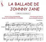 La ballade de johnny Jane Sheet Music